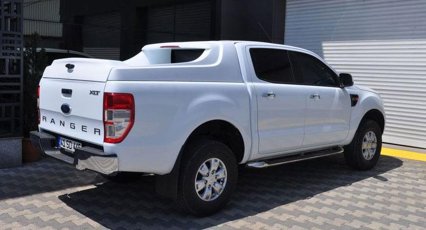 Ford Ranger Zubehor Jetzt Ab Lager In Deutschland Hardtops Und Mehr